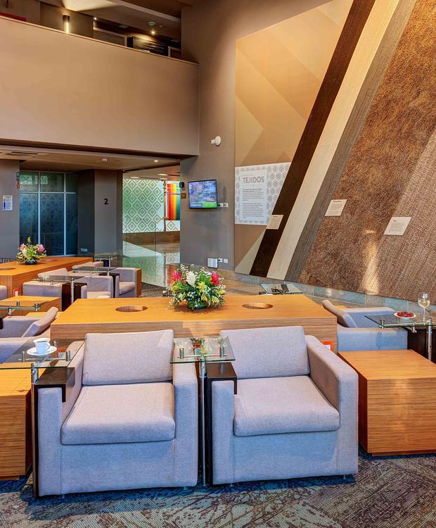 Business Center GHL Hôtel Montería Montería
