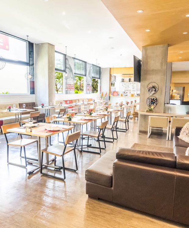 Restaurant GHL Style Hôtel Neiva Neiva