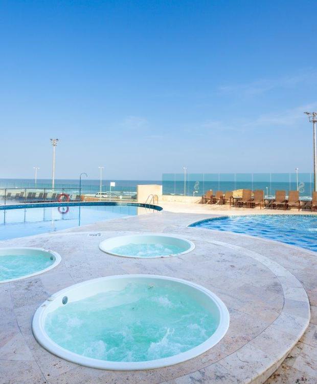 Piscinas GHL Hôtel Relax Corales de Indias Carthagène des Indes