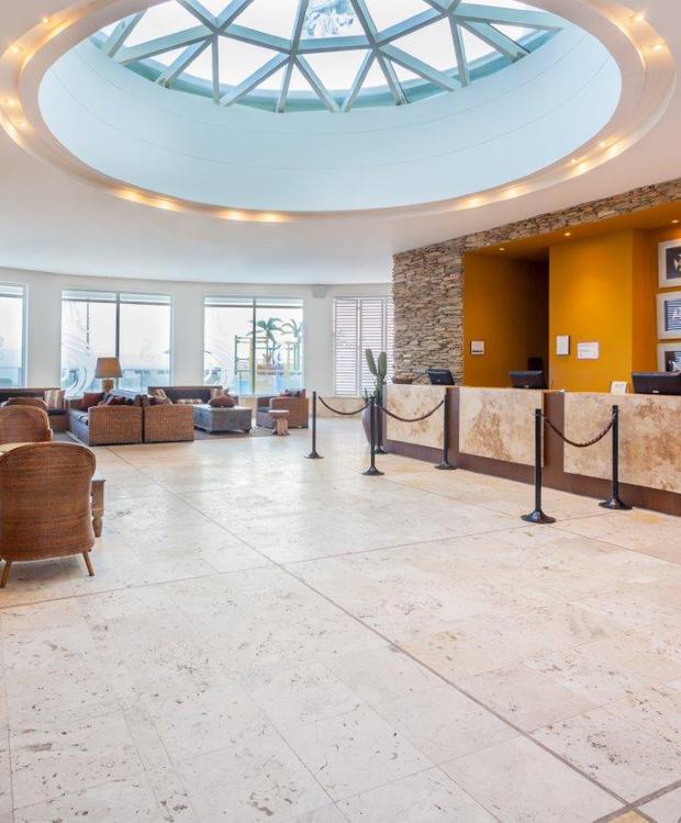 Lobby GHL Hôtel Relax Corales de Indias Carthagène des Indes