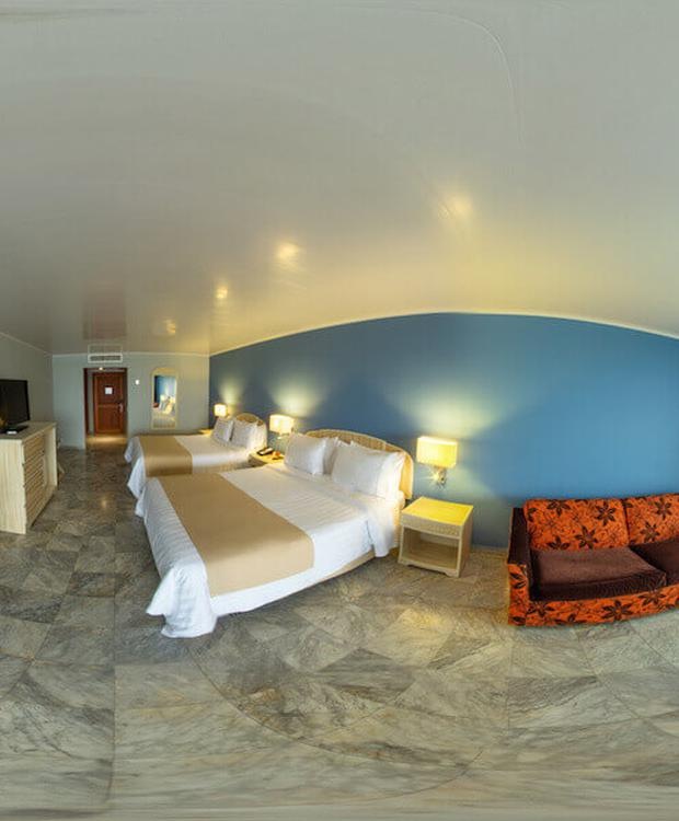 Chambre GHL GHL Relax Hotel Sunrise San Andres