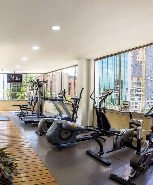 Gym GHL Hôtel Portón Medellín Medellín