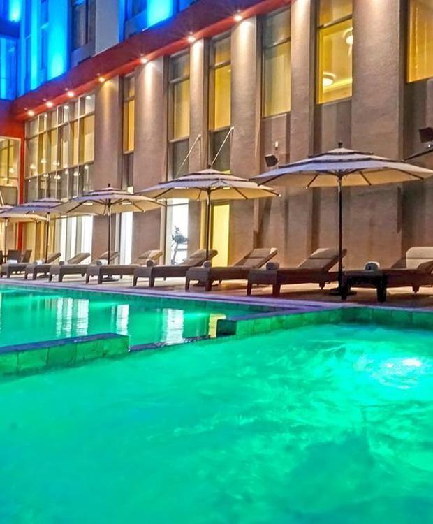 Piscine Hôtel Radisson Guayaquil Guayaquil