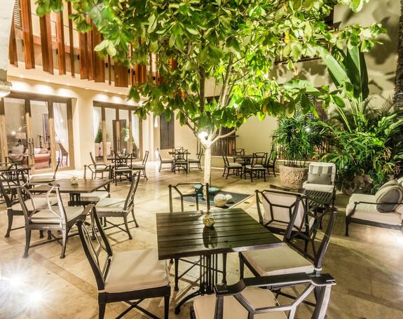 Patio El Gobernador Bastión Luxury Hotel Carthagène des Indes