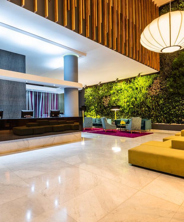 Hall Sonesta Hôtel Bogota Bogota