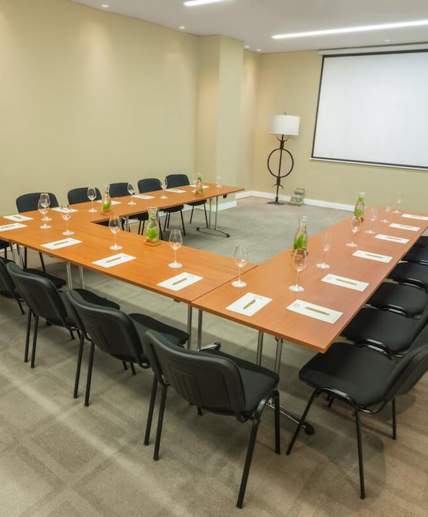 Salle de réunion Bastión Luxury Hotel Carthagène des Indes