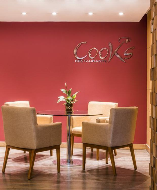 Restauante Sonesta Hôtel Bogota Bogota