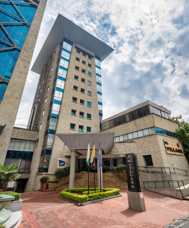Façade GHL Hôtel Portón Medellín Medellín