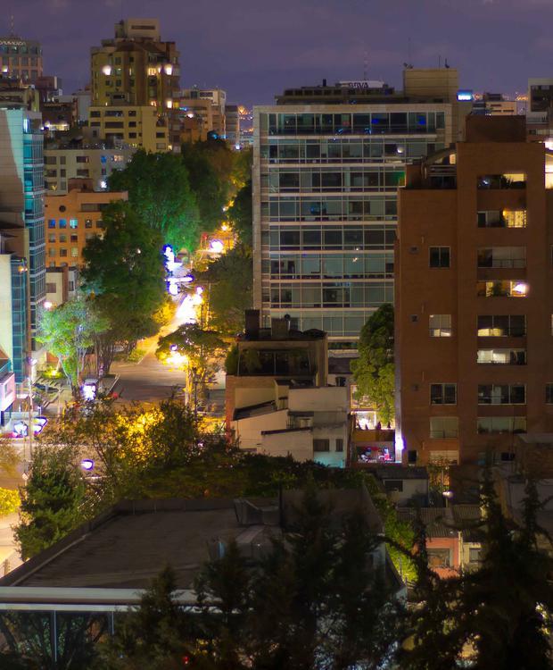 Vista Bogotá