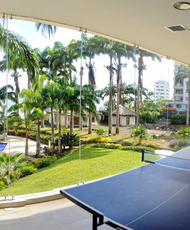 Gymnase GHL Relax Hôtel Makana Resort Tonsupa