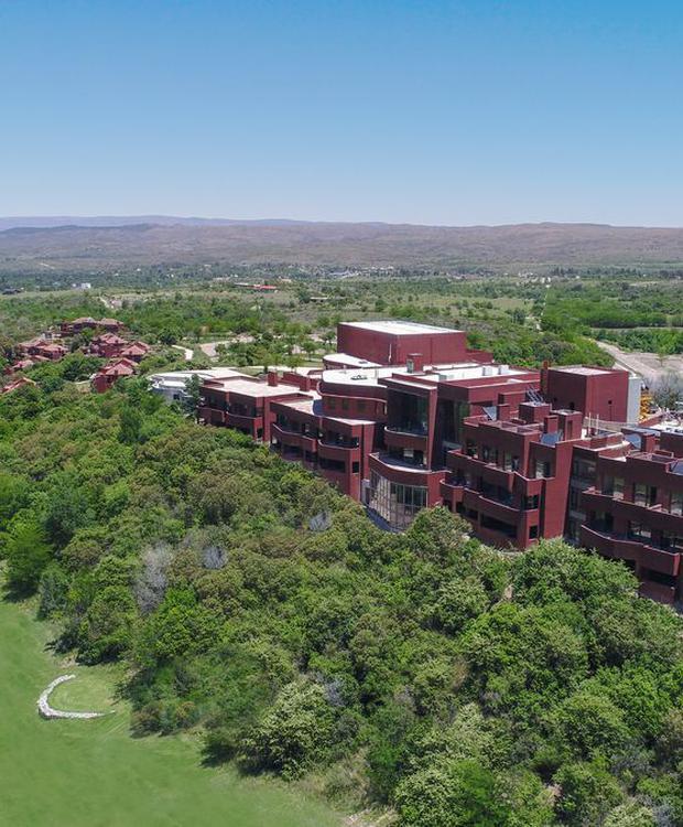 Vue panoramique Pueblo Nativo Resort, Golf & Spa Córdoba