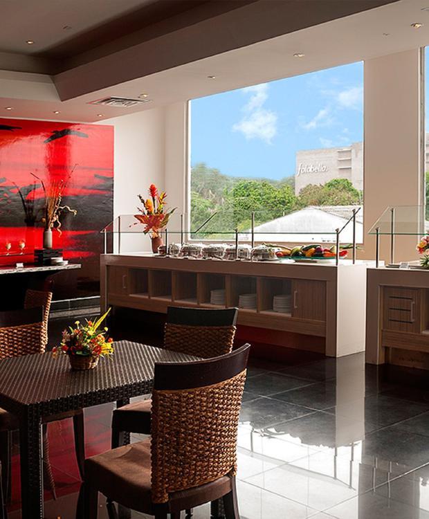 Panorama GHL Hôtel Grand Villavicencio Villavicencio