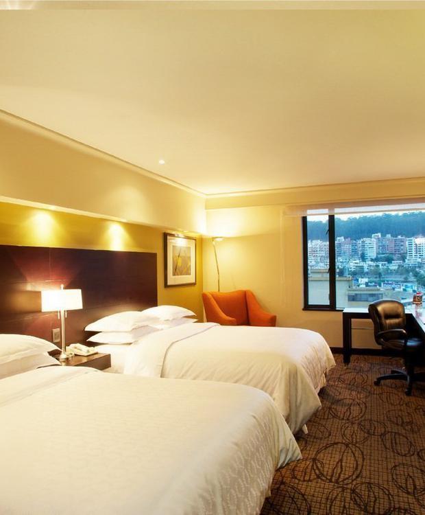 Chambre Twin Sheraton Quito Hôtel Quito