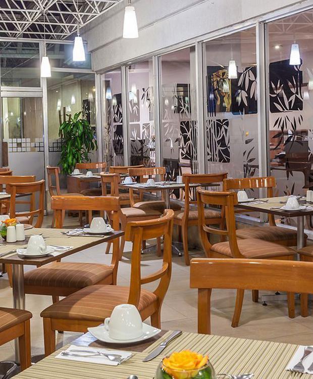Terraza GHL Style Hôtel Belvedere Bogota