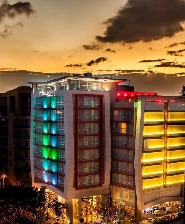 Façade Hôtel Four Points By Sheraton Bogota Bogota