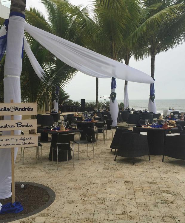 Événements GHL Relax Hôtel Makana Resort Tonsupa