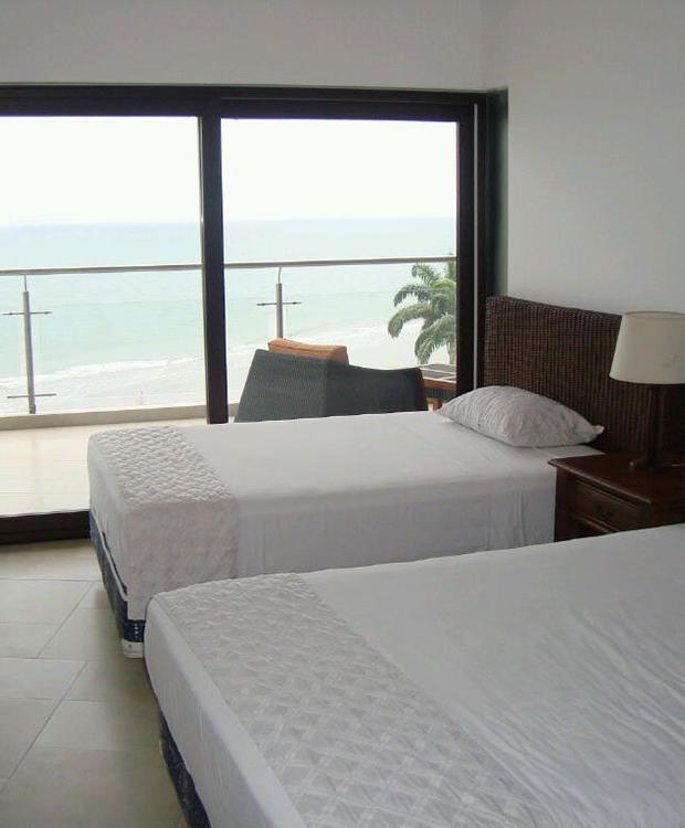 Chambre Superior GHL Relax Hôtel Makana Resort Tonsupa