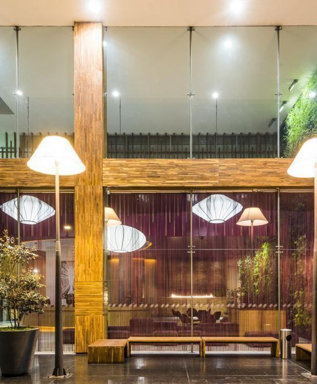 Lobby Sonesta Hôtel Bogota Bogota