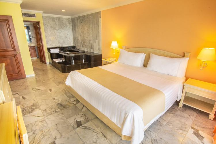 Chambres ghl ghl relax hotel sunrise san andres