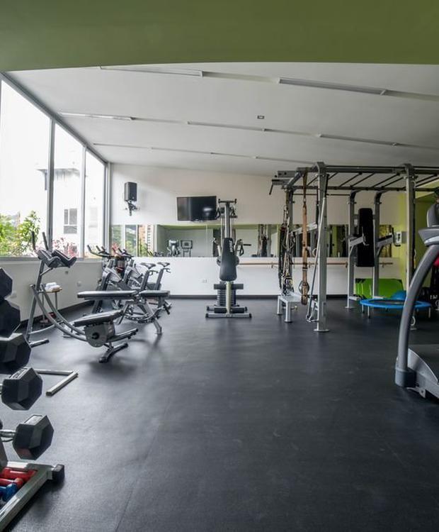 Gymnase Biohotel Organic Suites Bogota