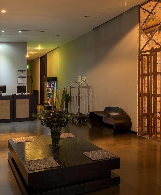 Rest Hôtel GHL Collection 93 Bogota