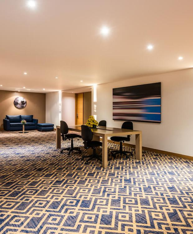 Couloir Sonesta Hôtel Bogota Bogota