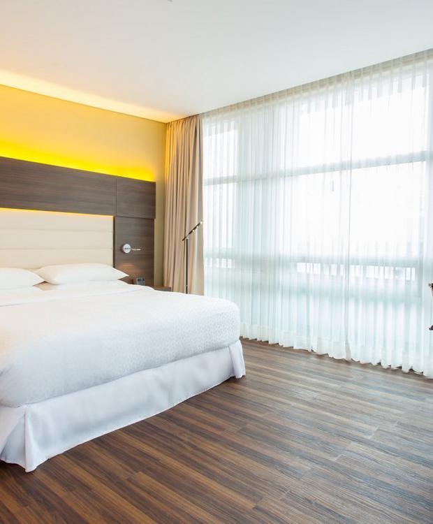 Suite Hôtel Four Points By Sheraton Bogota Bogota