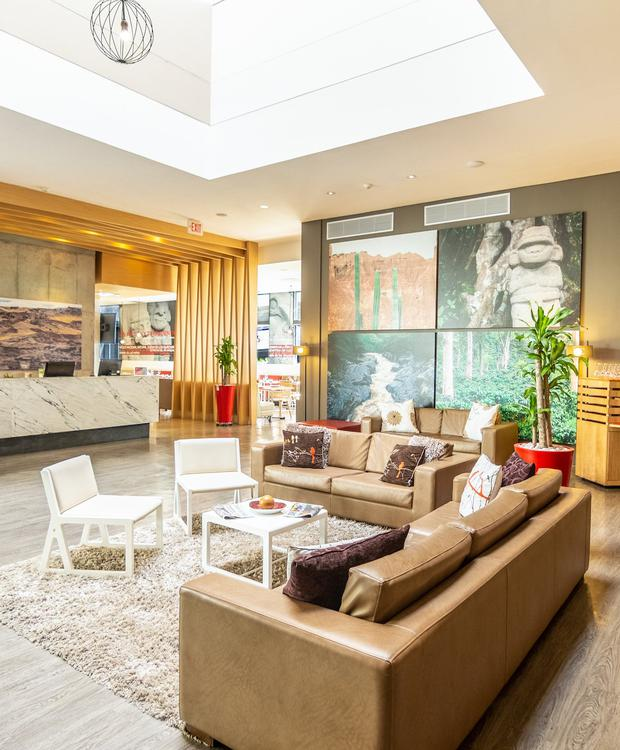 Hall GHL Style Hôtel Neiva Neiva