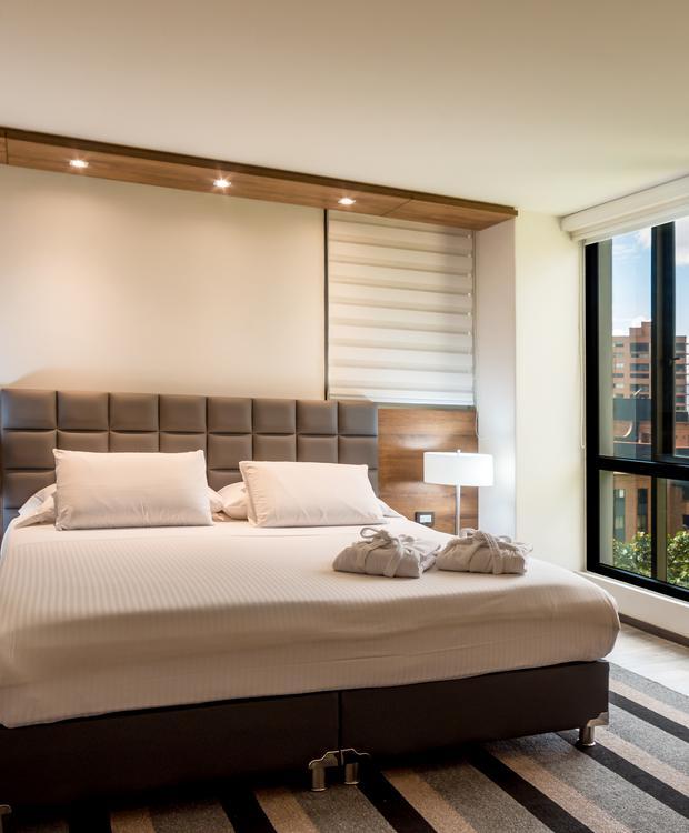 Chambre superiéure GHL Hôtel Portón Medellín Medellín