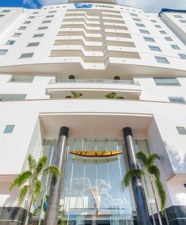 Façade GHL Hôtel Grand Villavicencio Villavicencio
