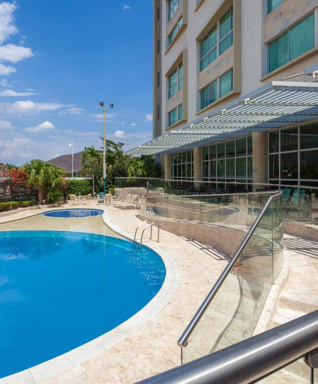 piscina Sonesta Hôtel Valledupar  Valledupar