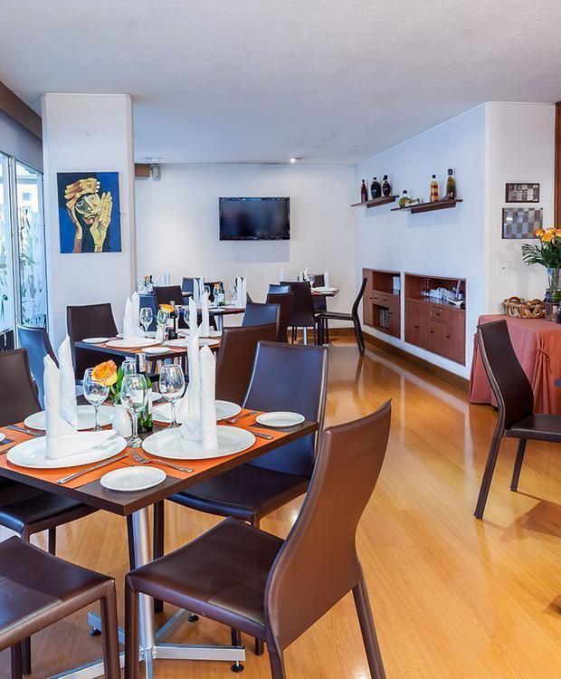 Restaurante GHL Style Hôtel Belvedere Bogota