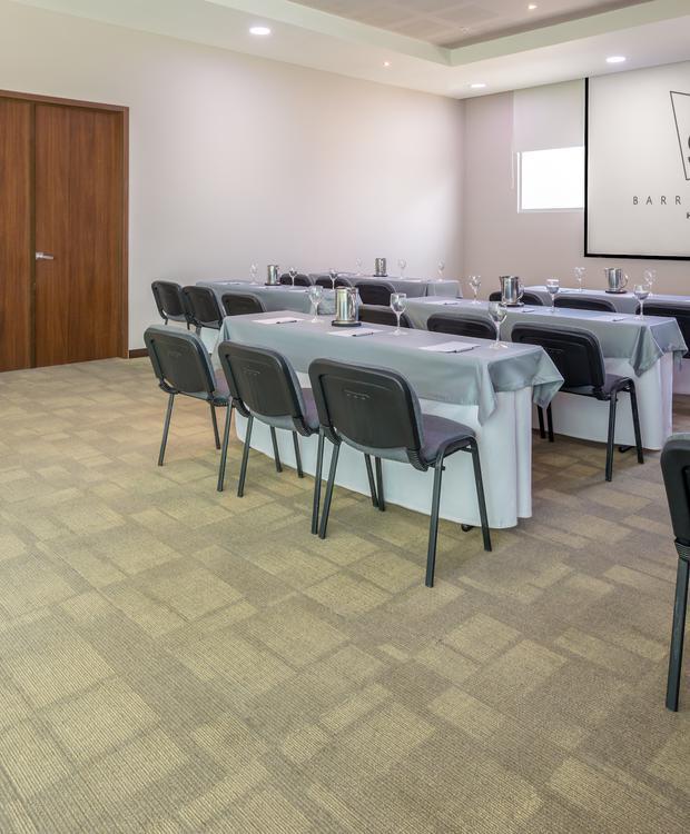 Salles de réunion GHL Collection Barranquilla Hôtel Barranquilla