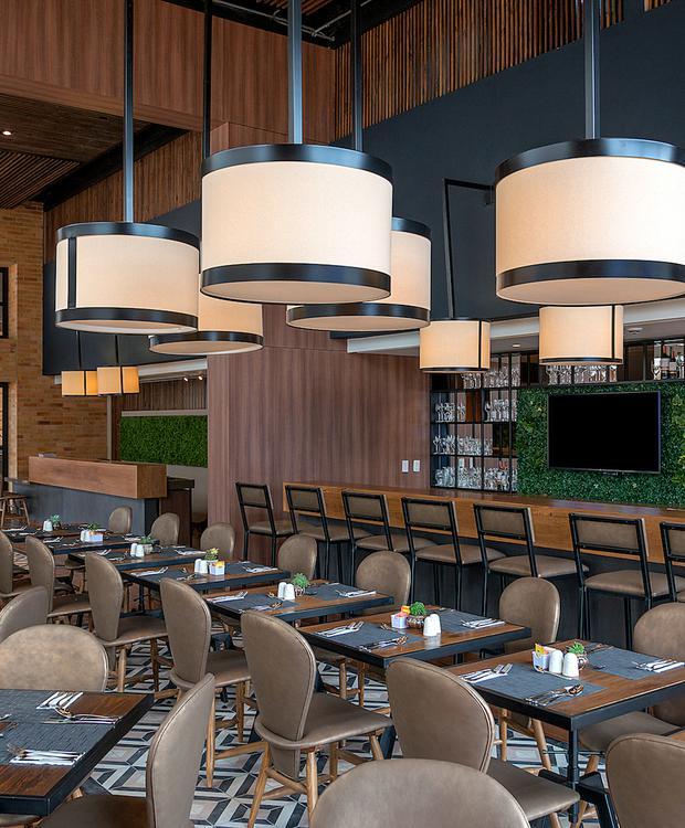 Restaurant GHL Style Hotel Bogotá Occidente Bogota