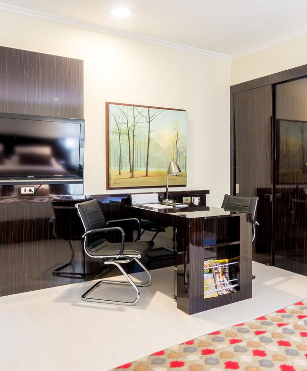 Chambre Big Luxury GHL Hôtel Portón Medellín Medellín