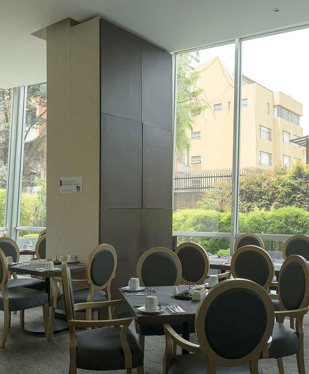 Mesa Hôtel GHL Collection 93 Bogota