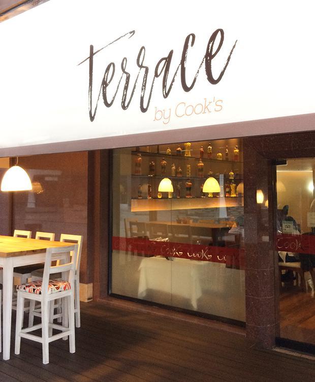 Terrace by Cooks Sheraton Bogotá Hotel Sheraton Bogota Hôtel Bogota
