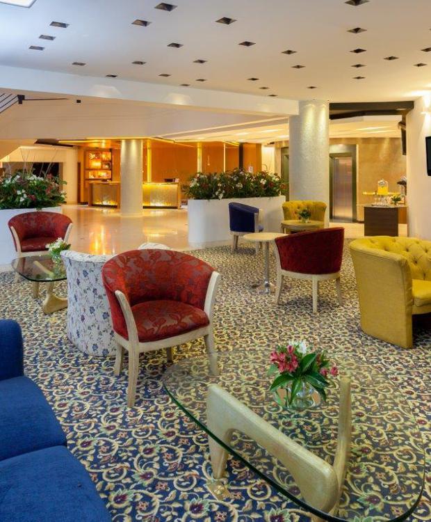 Lobby Hôtel Four Points by Sheraton Medellín Medellín