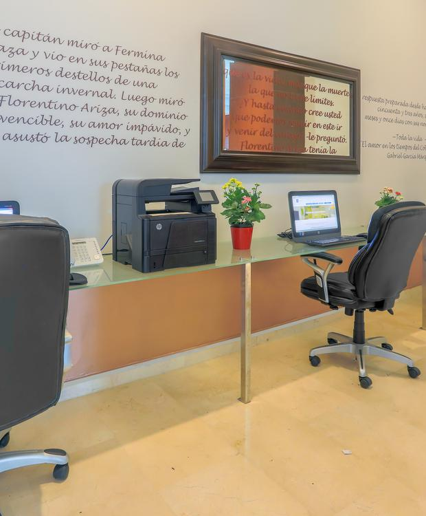 Centre d'affaires GHL Collection Barranquilla Hôtel Barranquilla