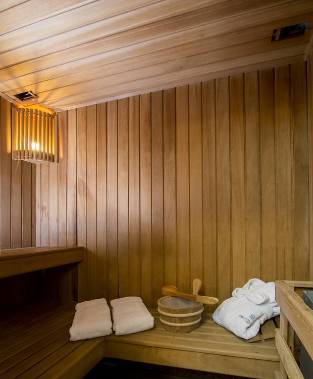 Suite Sauna Sonesta Hôtel El Olivar Lima