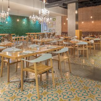 Restaurant Cook's Hotel Four Points By Sheraton Barranquilla Barranquilla