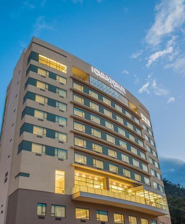 façade Hotel Four Points by Sheraton Cuenca Cuenca