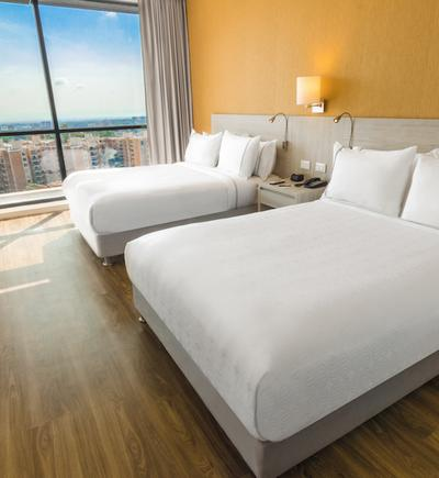 Chambre standard twin sonesta hotel ibague ibagué