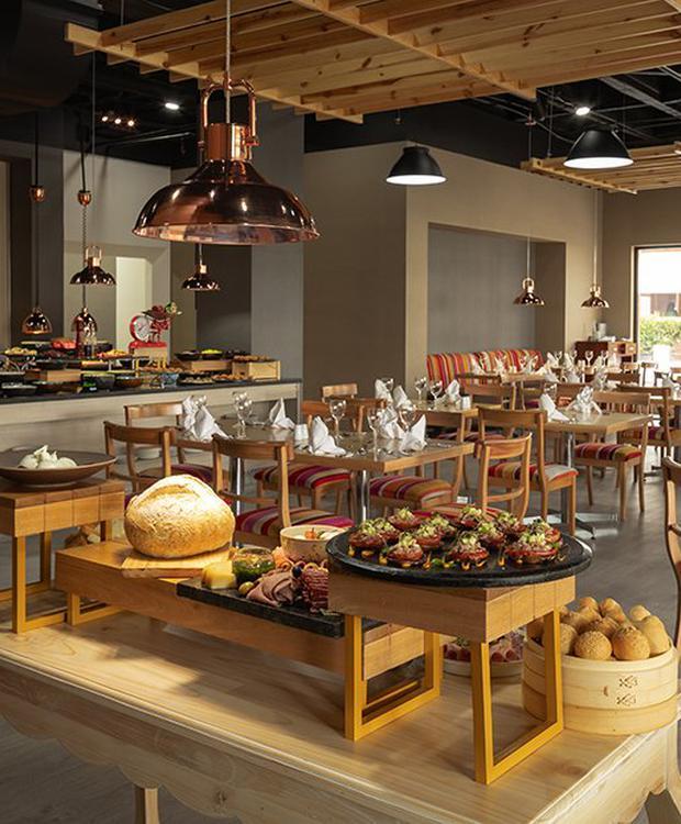 Restaurant Sheraton Bogota Hôtel Bogota
