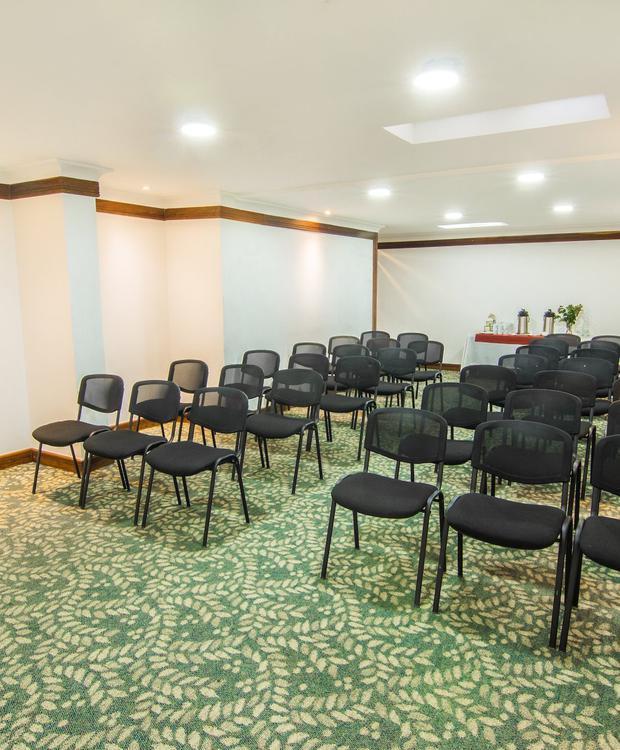 Chambre Saint James GHL Hotel Hamilton Hôtel GHL Collection Hamilton Bogota