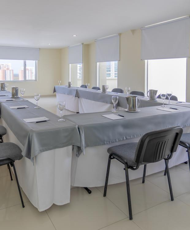Salles de réunion Hôtel Sonesta Barranquilla Barranquilla