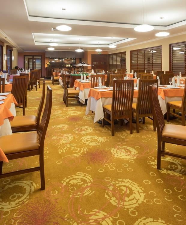 Azafran Restaurant GHL Hôtel Capital GHL Hôtel Capital Bogota