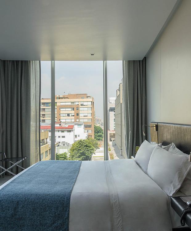 Habitacion Hôtel GHL Collection 93 Bogota