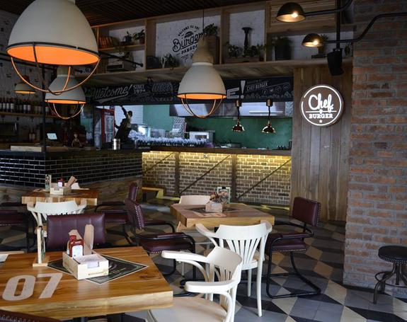 Chef Burger Hôtel GHL Collection 93 Bogota