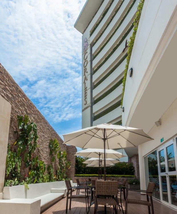Fachada GHL Hôtel Relax Corales de Indias Carthagène des Indes